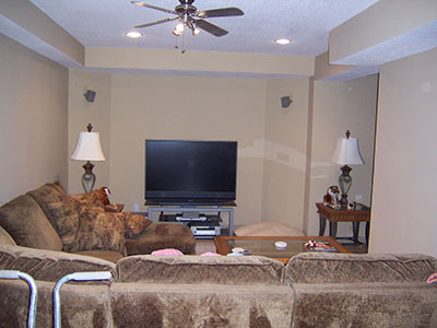 Finished Basements Remodeling Gallery Carlson Handyman